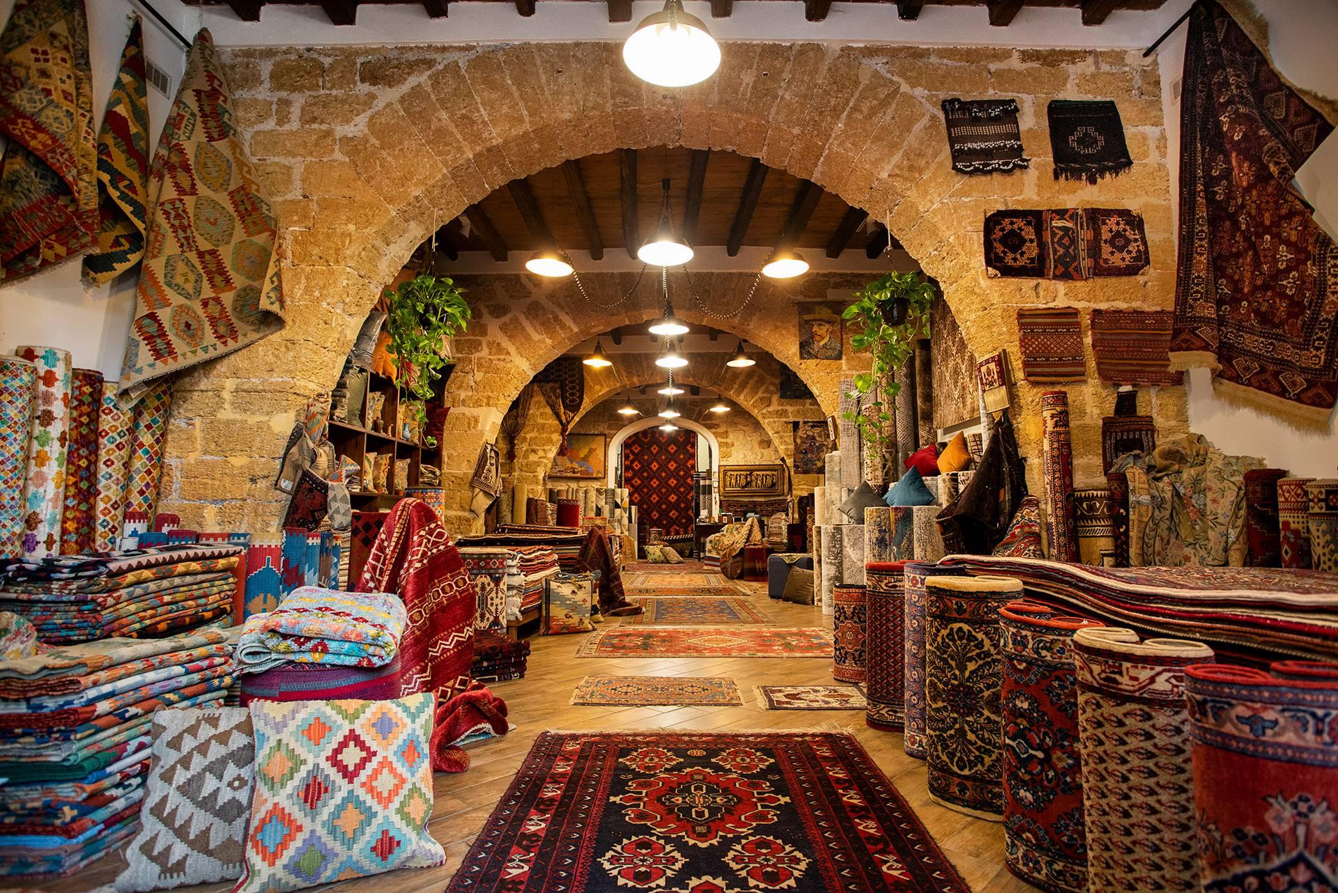 negozio di tappeti a palermo